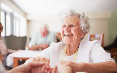 A Good Attitude Is Crucial Medicine for Seniors